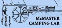 Wheels That Won The West McMaster Camping Car